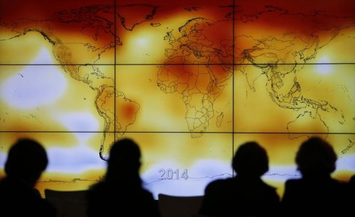 Governments 'not on track' to cap temperatures at below 2 degrees: U.N.