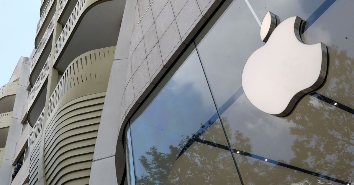 Apple says chip shortage reaches iPhone, growth forecast slows