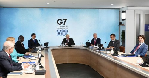 Anything you can do: G7 rivals China with grand infrastructure plan