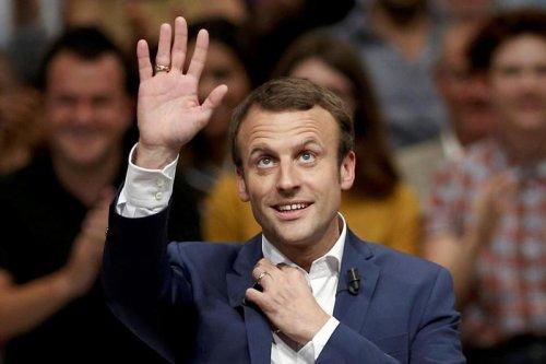 France's Macron against UK finance 'passports' post-Brexit: report