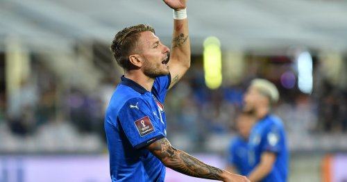 Immobile can fire Italy to World Cup glory, says Mancini