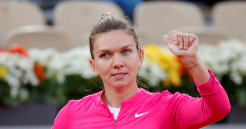 Former world number one Halep splits with coach Cahill