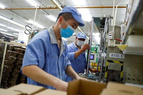 Tech demand drives Asia's factory revival, China's slowdown puts dampener