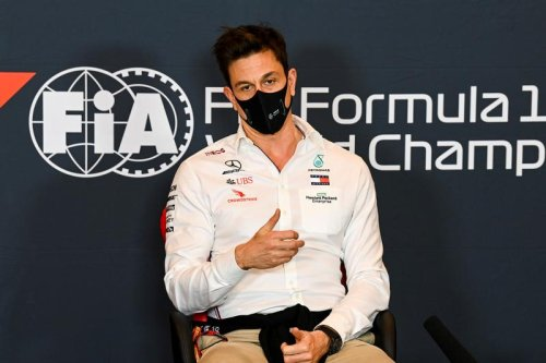 Wolff preparing the way for eventual successor at Mercedes
