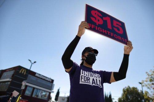Biden weighs path forward for $15 minimum wage after Senate roadblock