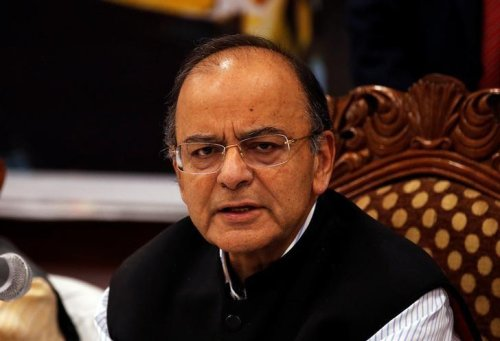 After growth slumps, Arun Jaitley looks to GST for lift