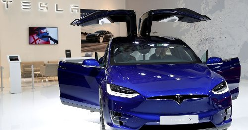 Tesla tells regulator that full self-driving cars may not be achieved by year-end
