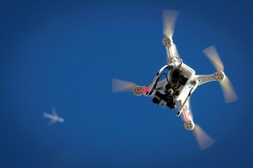 As drone demand soars, New Jersey poised to bar drunken droning