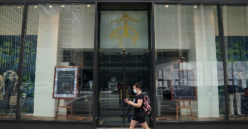 Brooks Brothers' billionaire former owners are sued over its bankruptcy