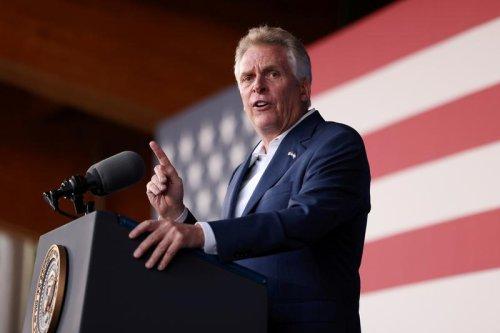 U.S. Democratic Party ramps up Virginia spending ahead of Nov. governor's election