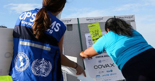 """Global COVID-19 vaccine supply """"incredibly tight"""", COVAX needs funds - Gavi"""