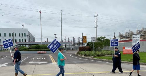 Exxon rejects union proposals to end Texas refinery lockout