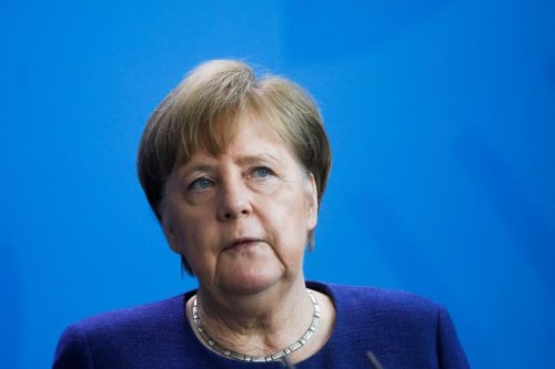 Coronavirus pandemic is historical test for EU, Merkel says