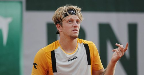 ATP roundup: Two seeds fall in Sofia