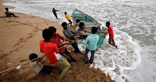 Tauktae   India Cyclone 2021 Updates - cover
