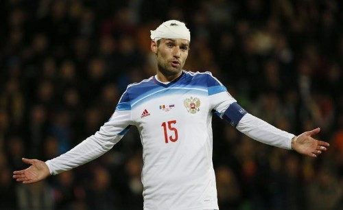 Russia's Shirokov sentenced to community service after assault on referee
