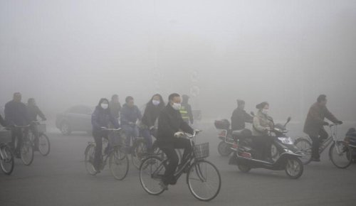 Fearing pollution, north China residents protest plant despite government warning