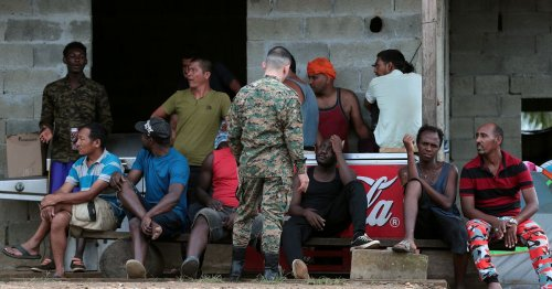 Panama, Costa Rica, Dominican Republic ask for U.S. help on migration