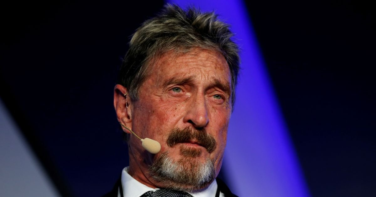 Larger-than-life software mogul John McAfee dies in Spain by suicide, lawyer says