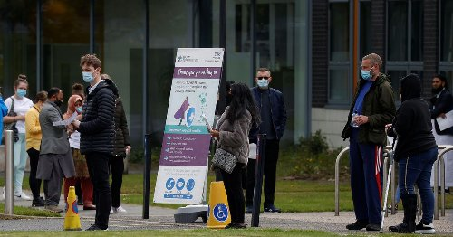 UK's ONS says prevalence of COVID-19 in England falls for fifth week