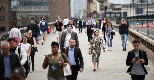 UK health minister says data looking good on easing lockdown