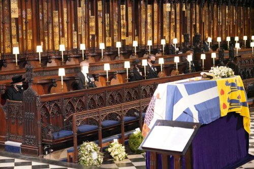 The funeral of Prince Philip | Pictures | Reuters