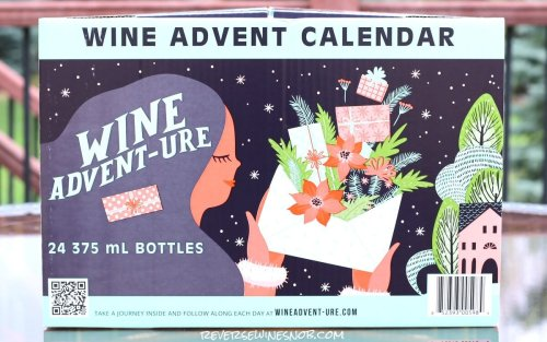 Costco Wine Advent Calendar 2021 - Wine Advent-ure