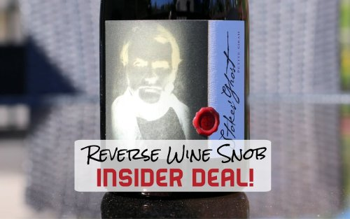 INSIDER DEAL! Your Halloween Wine Is Waiting and It's Over Half Off