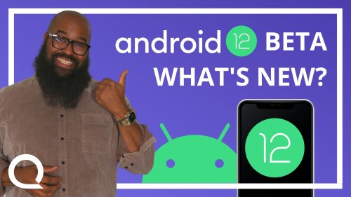 Google Android 12 Beta Operating System Review