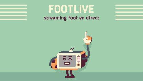 Footlive : 20 Meilleurs Sites de Streaming Foot pour regarder les Matchs en Direct (édition 2021)