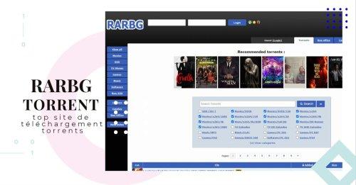 RARBG : Meilleur Site télécharger des Films et séries en Torrent Gratuit (Adresse et Proxy) - Reviews | Source #1 des Tests, Chroniques, Avis et Nouveautés