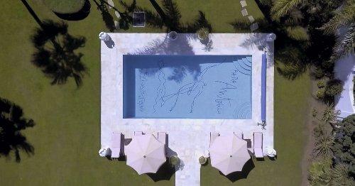 La FOTO que más os ha gustado en INSTAGRAM: una piscina con un PICASSO