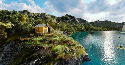 Esta casa sostenible está hecha con CÁSCARAS DE CAFÉ