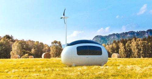 La cabaña sostenible y autosuficiente de Susan Sarandon