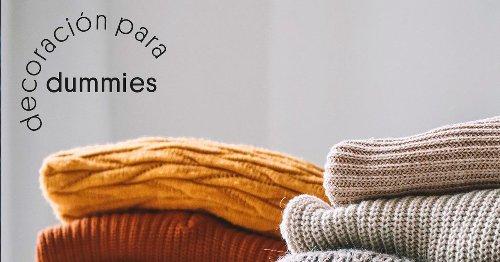 LECCIÓN 135: Cómo guardar la ropa de invierno