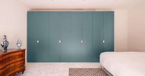 Hack de IKEA: ¿cómo transformar tu armario de IKEA en una versión de lujo?