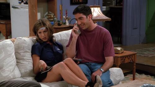 Ross y Rachel llevaban los mejores relojes en 'Friends' (y todavía los puedes conseguir)