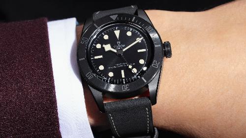 Tudor lanza el reloj técnicamente más avanzado de su historia (y además es precioso)