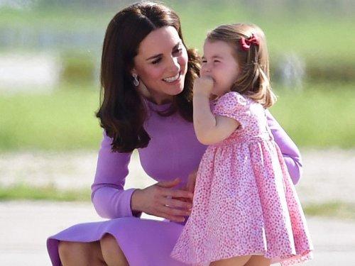 Así es la guardería a la que asistirá la princesa Charlotte
