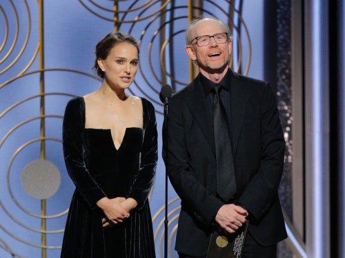 Natalie Portman deja en evidencia a los Globos de Oro con este comentario