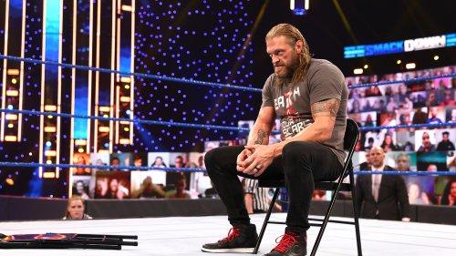 WWE's Edge Talks Comeback, Rob Zombie, Wrestler With Worst Taste in Music