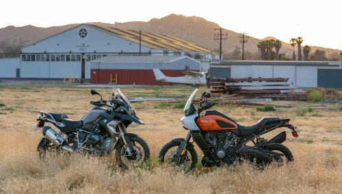 BMW R 1250 GS versus Harley-Davidson Pan America: Trans-Atlantic ADV showdown