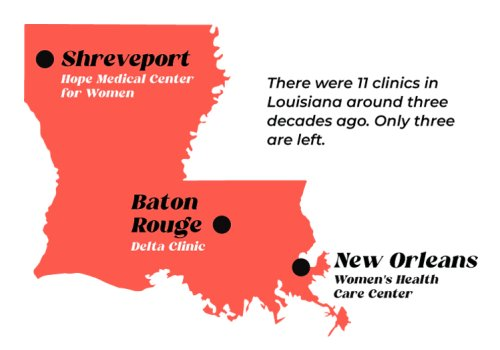 Will Louisiana Be the First Post-'Roe' Domino to Fall?