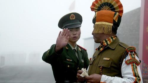 Nouvel accrochage entre troupes indiennes et chinoises à leur frontière himalayenne