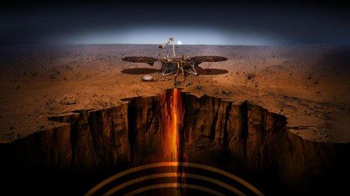 Espace: l'intérieur de Mars se dévoile grâce à un sismomètre français