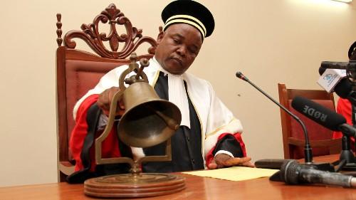 Centrafrique: trois nouveaux juges internationaux nommés à la Cour pénale spéciale