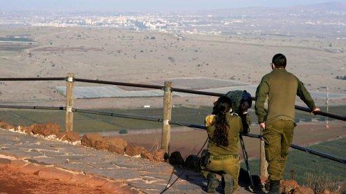 Damas accuse Israël d'avoir assassiné un responsable syrien près du plateau de Golan