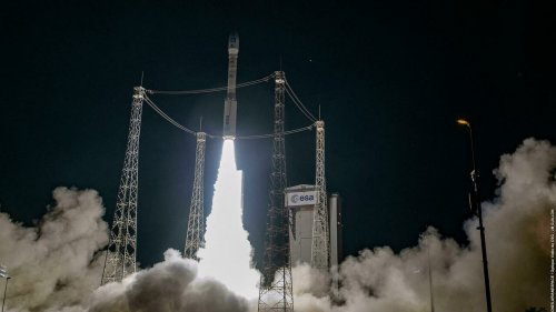 Airbus satellite launch to make Europe a leader in space observation