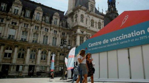 Economia - França aperta o cerco para conter variante Delta e manter retomada econômica do país