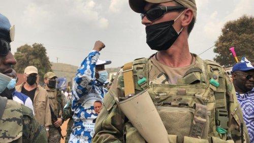 Centrafrique: la présidence répond aux «allégations» liées aux paramilitaires russes